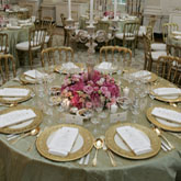 Formal teas and dining etiquette